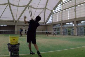 2019/07/19(金) ソフトテニス練習会@滋賀県東近江市