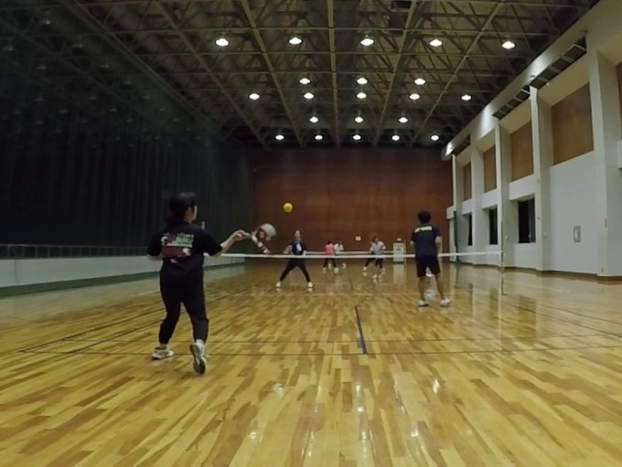 2019/07/24(水) スポンジボールテニス【滋賀県】