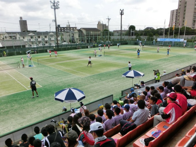 ソフトテニス 全国中学校体育大会2013(全中)