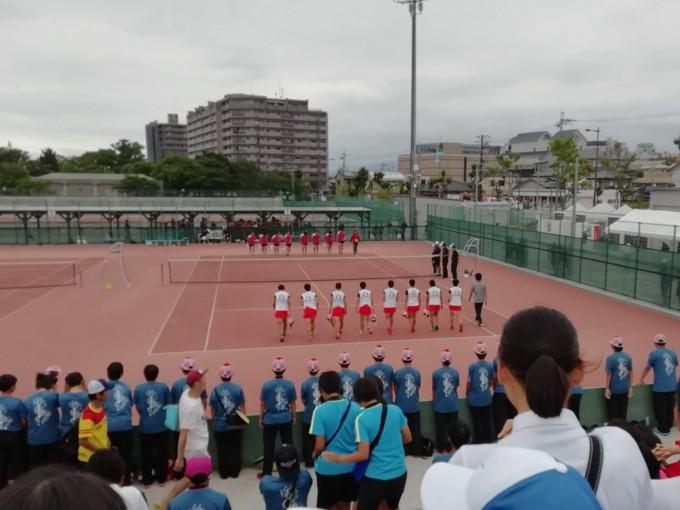 ソフトテニス 高校近畿夏季2019