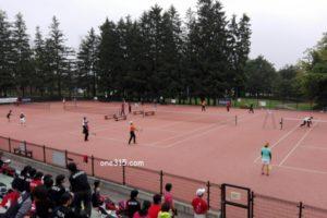 北海道札幌市 円山庭球場 テニスコート