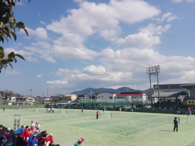 三重県伊勢市 市営庭球場 テニスコート