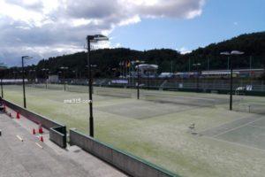 石川県鳳珠郡 能登健民テニスコート