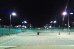 埼玉県さいたま市 堀崎公園テニスコート