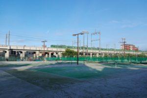 滋賀県大津市 和邇市民運動広場テニスコート