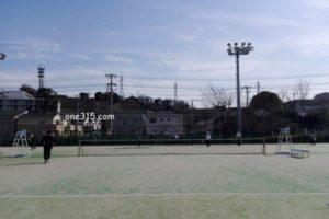 神奈川県横須賀市 追浜公園テニスコート