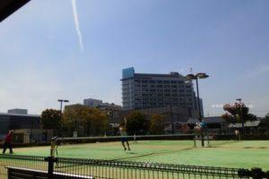 滋賀県守山市 守山ふれあい公園テニスコート