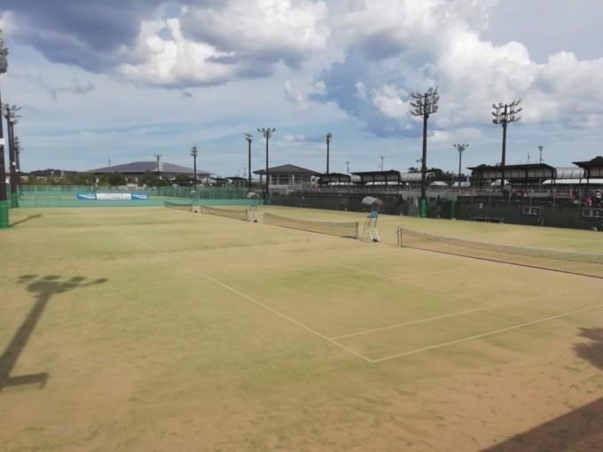 宮崎県宮崎市 生目の杜運動公園テニスコート