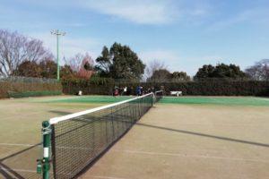 岐阜県揖斐市 池田総合体育館・屋外テニスコート プラスワンソフトテニス