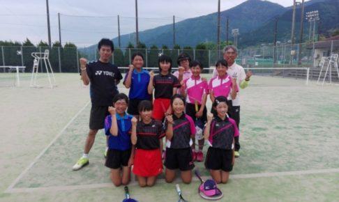 2018/05/06(日) 池田ジュニア(岐阜県)の國枝先生に会いに行ってきました。  プラスワンソフトテニス