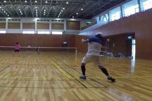 2019/06/27(木) ソフトテニス 自主練習会【滋賀県】プラスワン・ソフトテニス