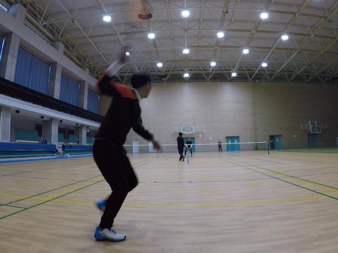 2021/01/08(金) ソフトテニス自主練習会【滋賀県】プラスワン