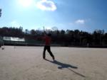 2021/01/13(水) ソフトテニス自主練習会【滋賀県】プラスワン