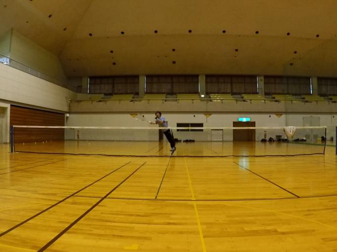 2021/01/15(金) ソフトテニス自主練習会【滋賀県】プラスワン