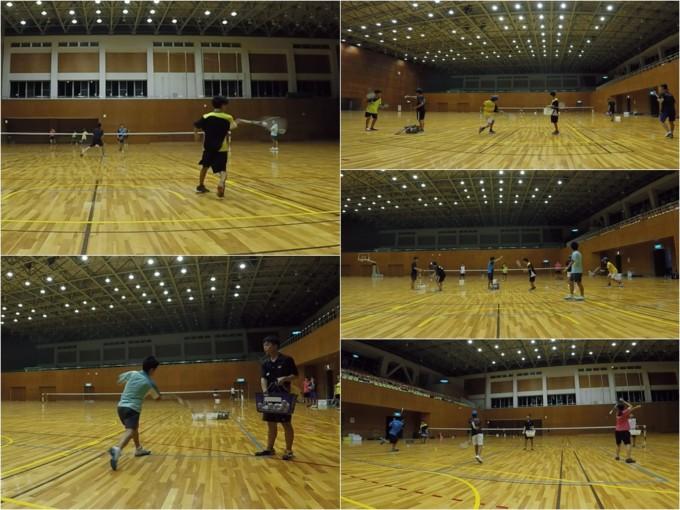 2019/07/01(月) ソフトテニス練習会【滋賀県】プラスワン
