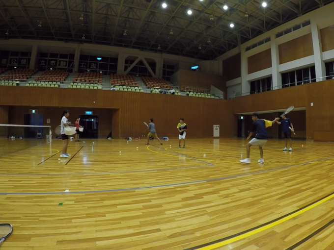 2019/07/08(月) ソフトテニス練習会【滋賀県】 プラスワン