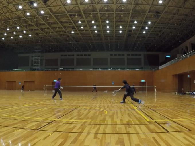 2021/01/08(金) ソフトテニス 社会人限定練習会【滋賀県】