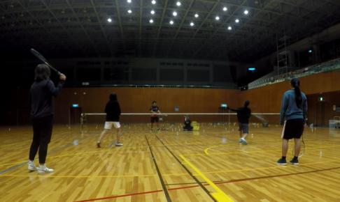2021/01/016(土) ソフトテニス基礎練習会【滋賀県】