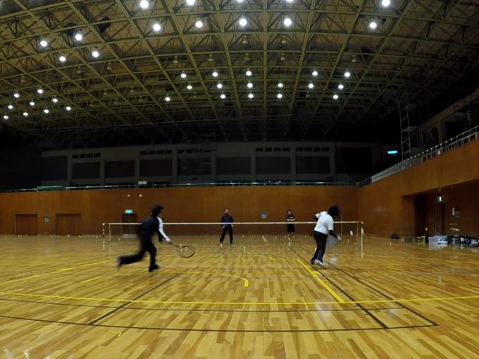 2021/01/19(火) ソフトテニス練習会【滋賀県】プラスワン・ソフトテニス