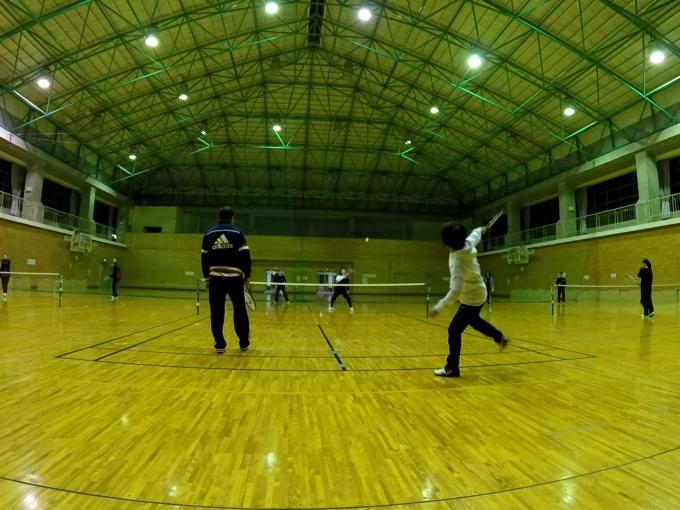 2021/01/13(水) スポンジボールテニス【滋賀県】プラスワン