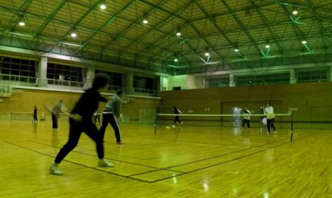 2021/01/20(水) スポンジボールテニス【滋賀県】フレッシュテニス ショートテニス プラスワン・ソフトテニス