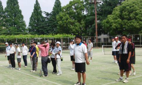 大阪府大阪市旭区ソフトテニス大会2011 プラスワン・ソフトテニス
