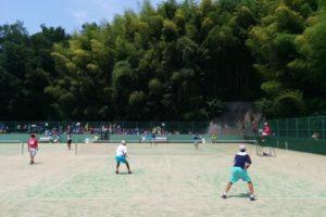 ソフトテニス 高校近畿夏季大会2014 プラスワン・ソフトテニス