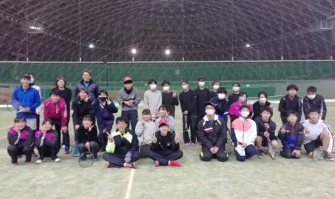 2021/02/11(木祝) ソフトテニスぷち大会スペシャル プラスワン・ソフトテニス