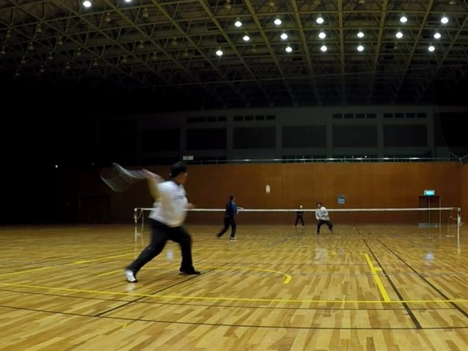 2021/02/01(月) ソフトテニス 基礎練習会【滋賀県】プラスワン・ソフトテニス 近江八幡市
