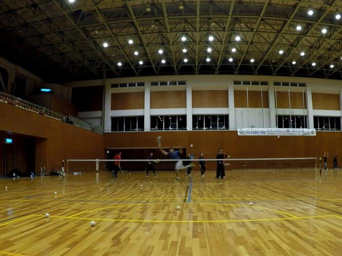 2021/02/02(火) ソフトテニス練習会【滋賀県】プラスワン・ソフトテニス