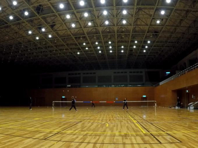 2021/02/08(月) ソフトテニス 基礎練習会【滋賀県】プラスワン・ソフトテニス
