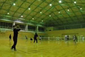 2021/02/10(水) スポンジボールテニス【滋賀県】プラスワン・ソフトテニス ショートテニス フレッシュテニス
