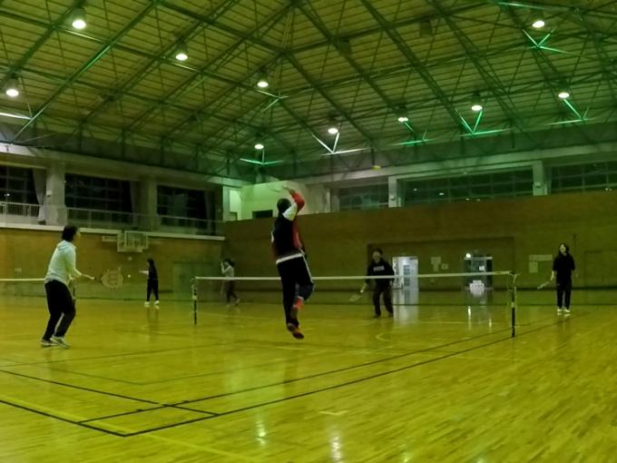 2021/02/24(水) スポンジボールテニス【滋賀県】プラスワン・ソフトテニス ショートテニス フレッシュテニス