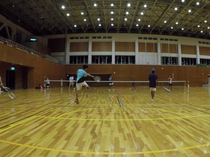 2019/06/10(月) ソフトテニス練習会【滋賀県】中学生 高校生 社会人 プラスワン・ソフトテニス