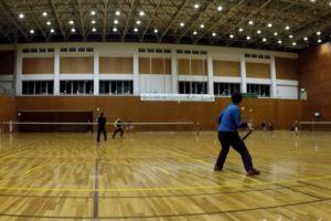 2021/03/09(火) ソフトテニス練習会【滋賀県】プラスワン・ソフトテニス 中学生 高校生 小学生