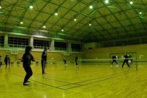 2021/03/10(水) スポンジボールテニス【滋賀県】ショートテニス/フレッシュテニス/クォーターテニス/スポレック