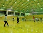 2021/03/17(水) スポンジボールテニス【滋賀県】ショートテニス フレッシュテニス クォーターテニス テニス ソフトテニス