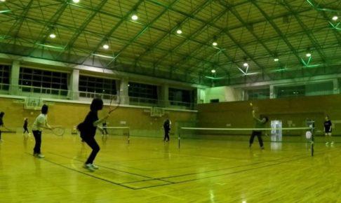 2021/03/24(水) スポンジボールテニス【滋賀県】ショートテニス フレッシュテニス クォーターテニス テニス ソフトテニス