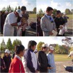 2009/11/03 滋賀県東近江市会長杯ソフトテニス大会