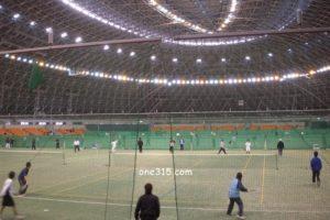 2009/12/20 滋賀県ソフトテニスインドア選手権