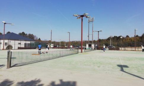 サンビレッジ甲西 滋賀県湖南市 プラスワン・ソフトテニス テニスコート