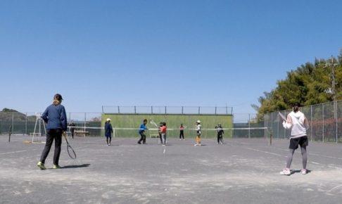 2021/04/10(土) ソフトテニス 未経験からの練習会【滋賀県】