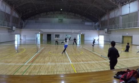 2021/04/17(土) ソフトテニス 未経験からの練習会【滋賀県】スポンジボールテニス ショートテニス