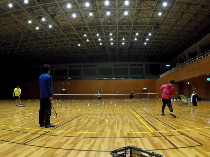 2021/04/05(月) ソフトテニス 基礎練習会【滋賀県】近江八幡市 小学生 中学生 高校生
