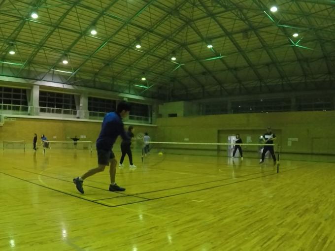 2021/04/14(水) スポンジボールテニス【滋賀県】ショートテニス・フレッシュテニス 小学生 中学生 シニア