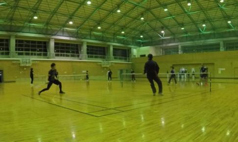 2021/04/28(水) スポンジボールテニス【滋賀県】フレッシュテニス ショートテニス クォーターテニス テニス tennis