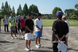 2009/10/04(日) 滋賀県東近江市市長杯ソフトテニス大会2009