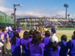 ソフトテニス 滋賀県中学春季大会2014