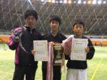 ソフトテニス 滋賀県ジュニア選抜2016