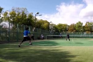 2021/04/18(日) 京都府長岡京市ソフトテニス春季選手権2021 ソフトテニスチームプラスワン
